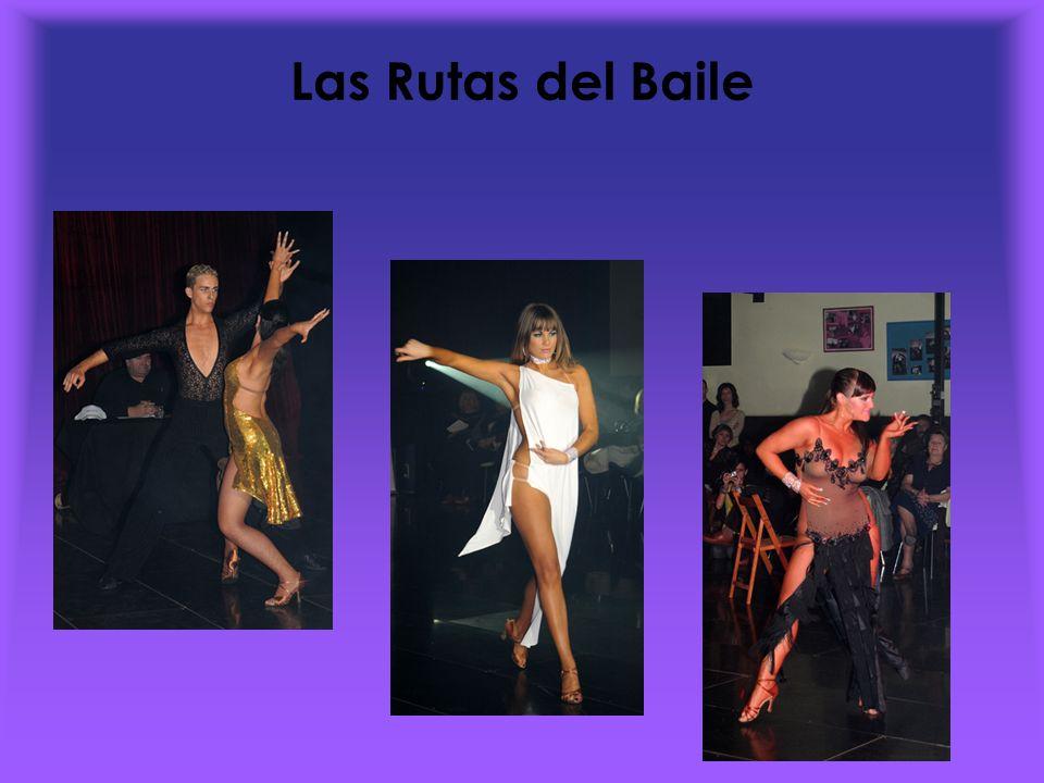 Las Rutas del Baile