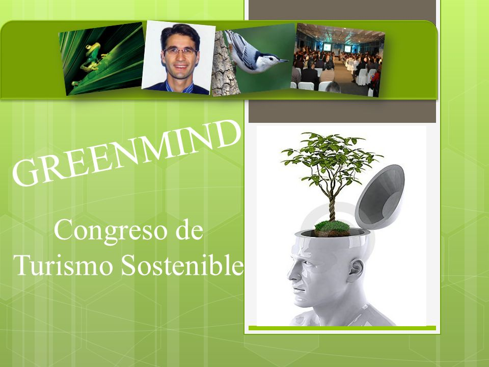 Congreso de Turismo Sostenible GREENMIND