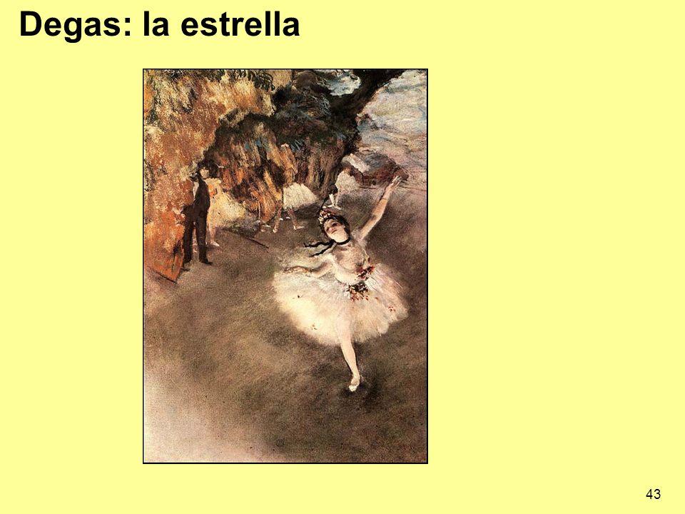 43 Degas: la estrella
