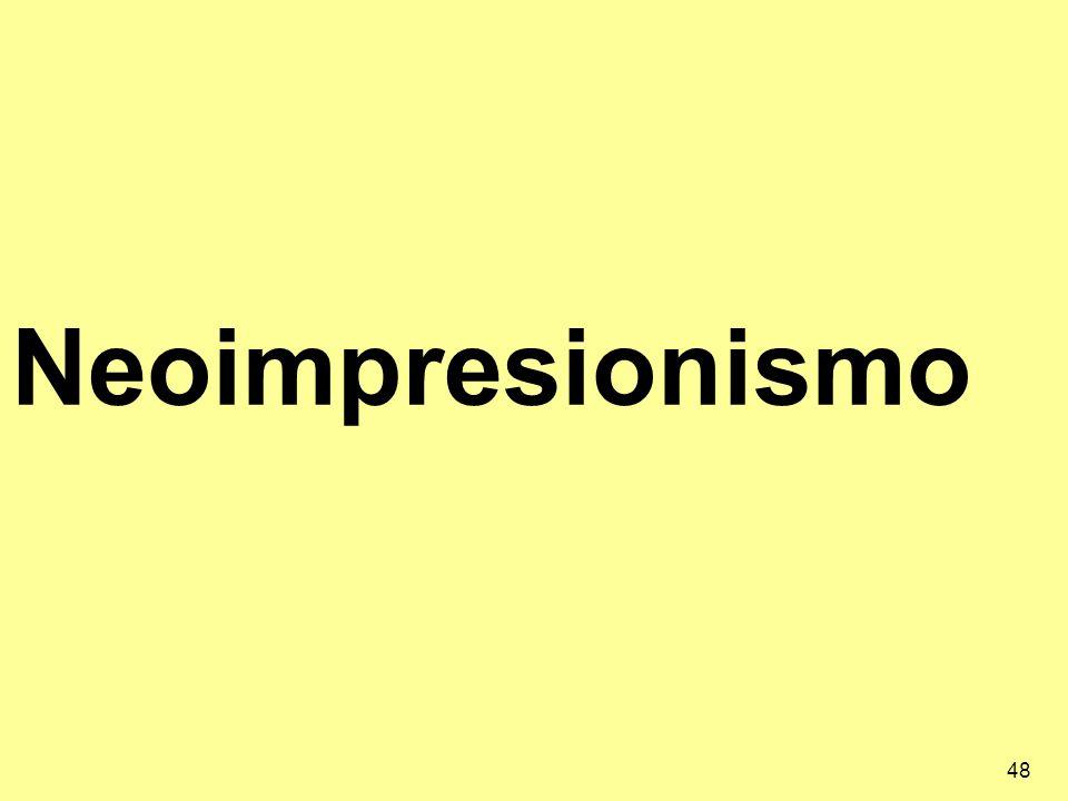48 Neoimpresionismo
