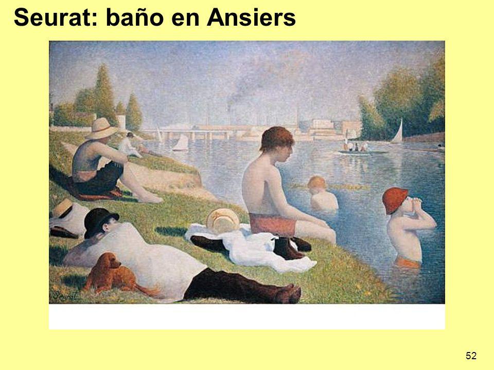 52 Seurat: baño en Ansiers