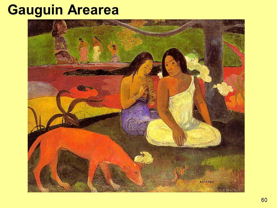 60 Gauguin Arearea