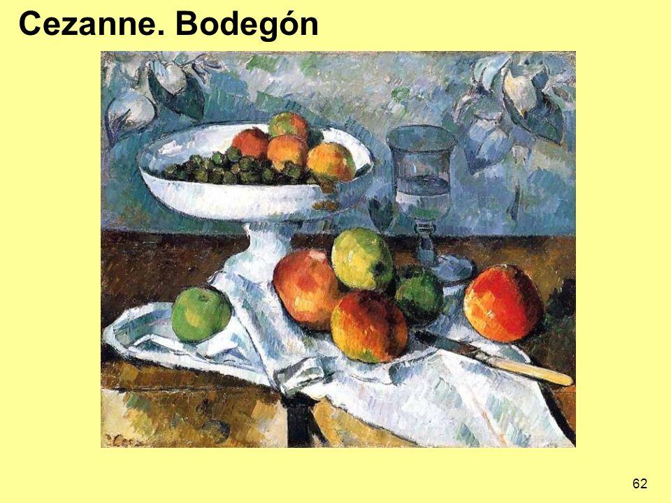 62 Cezanne. Bodegón