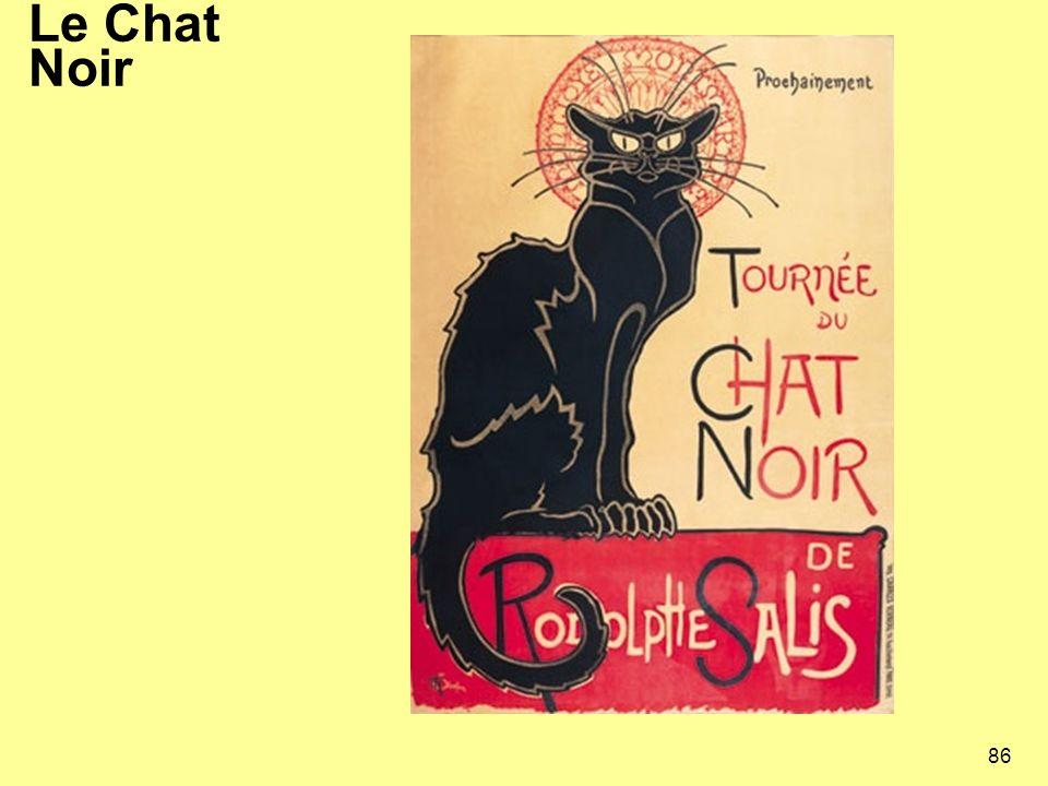 86 Le Chat Noir