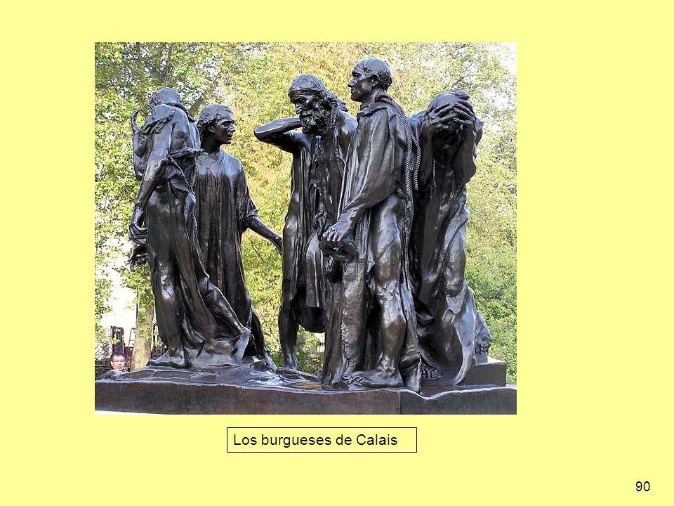90 Los burgueses de Calais