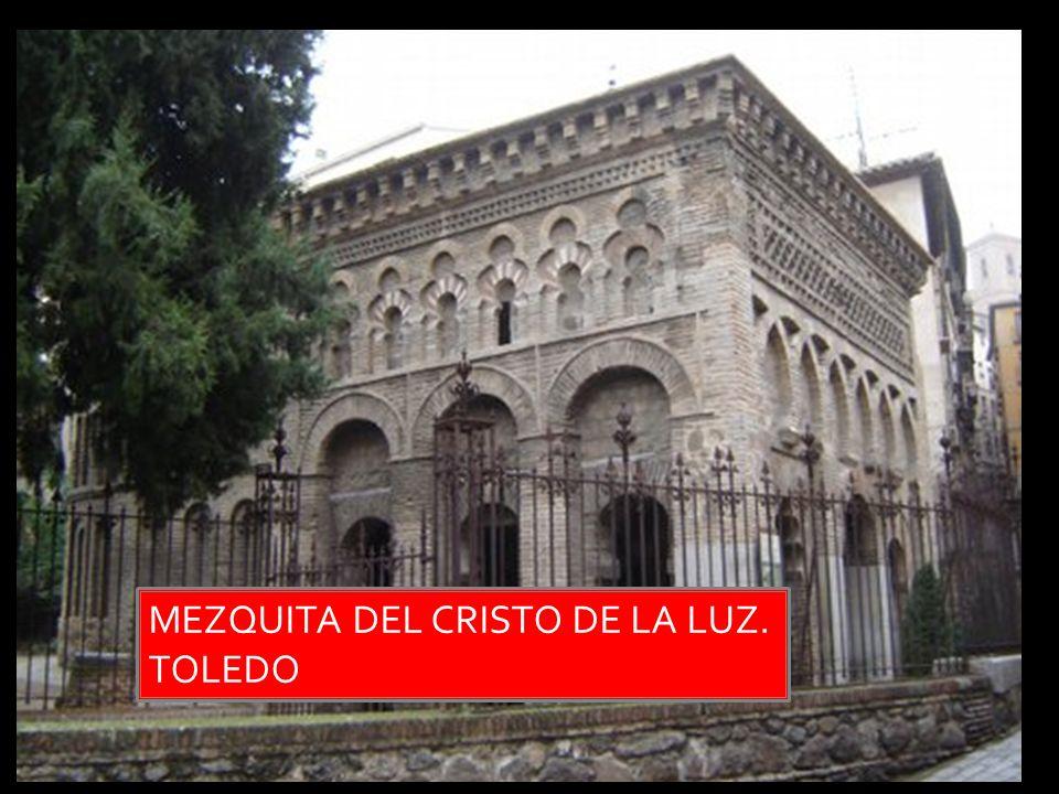 MEZQUITA DEL CRISTO DE LA LUZ. TOLEDO