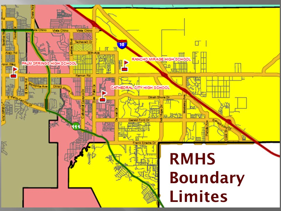 RMHS Boundary Limites