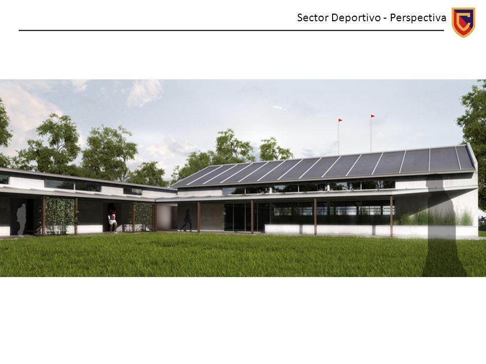 Sector Deportivo – Planta General