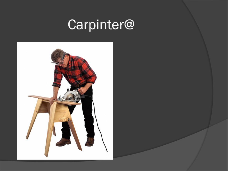 Carpinter@