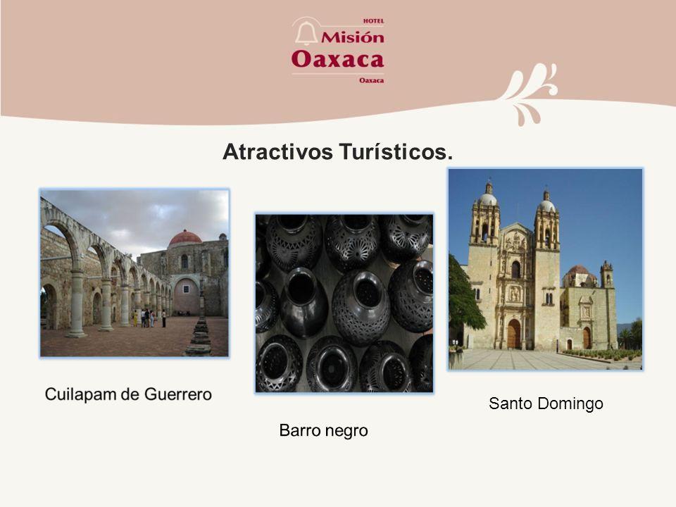 Atractivos Turísticos. Santo Domingo