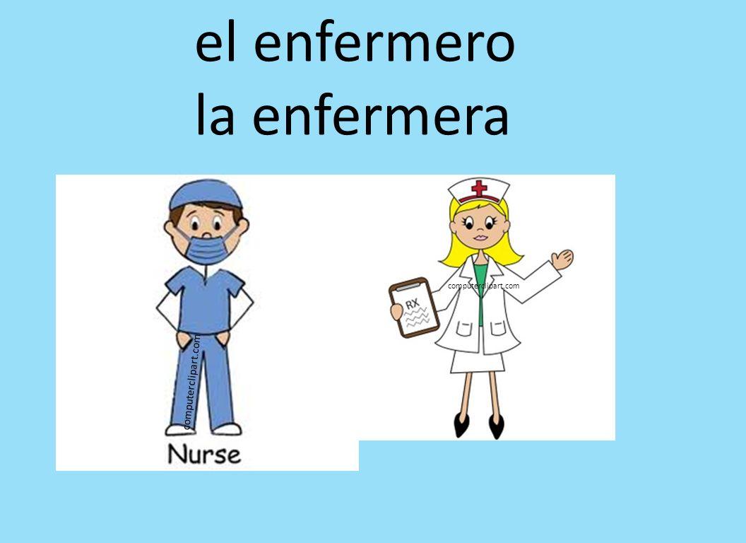 computerclipart.com el enfermero la enfermera computerclipart.com