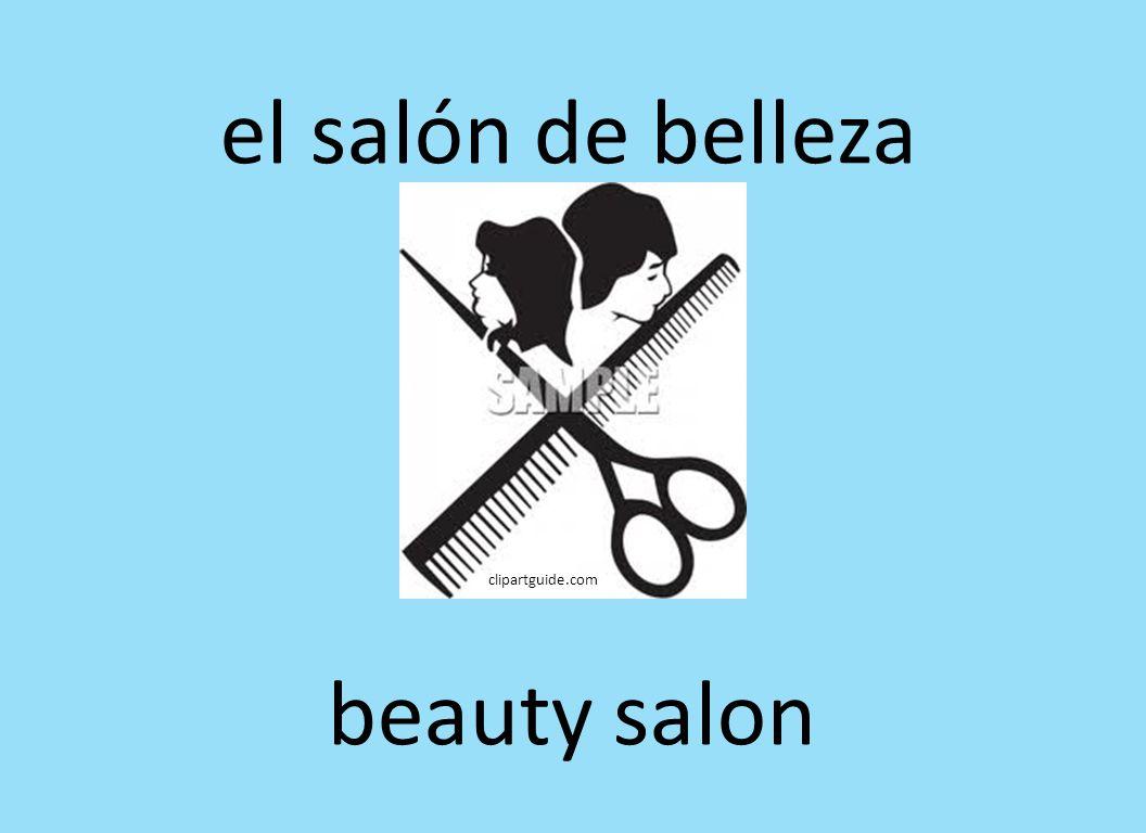 el salón de belleza beauty salon clipartguide.com