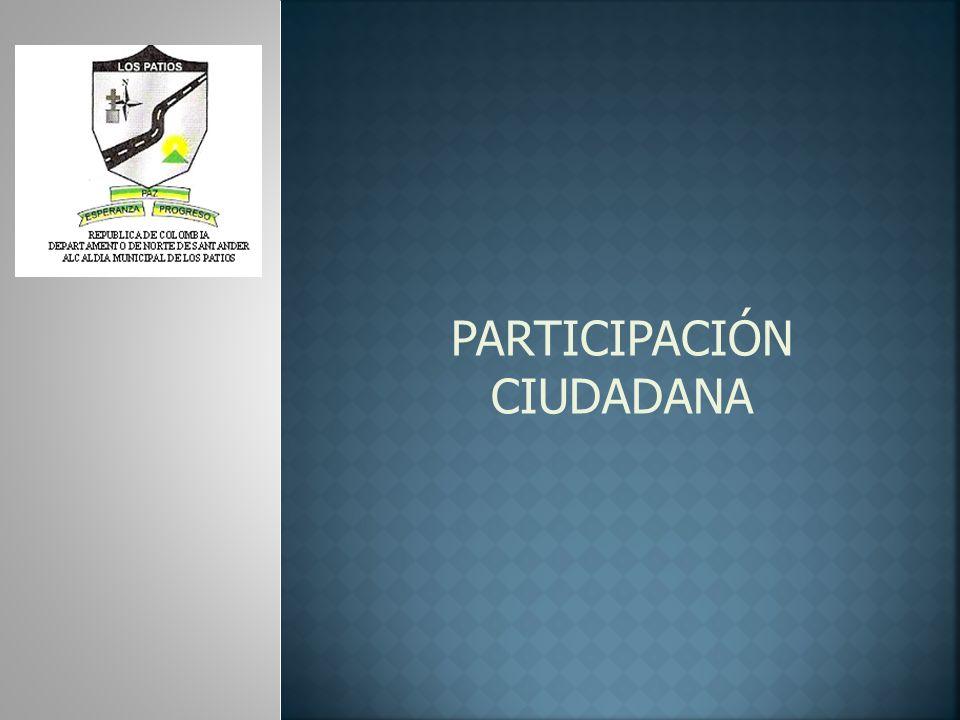 En participación Ciudadana se realizaron durante el segundo trimestre las siguientes actividades: Apoyo en el bazar día de las madres, llevado a cabo en la cancha del cují, por la administración municipal.