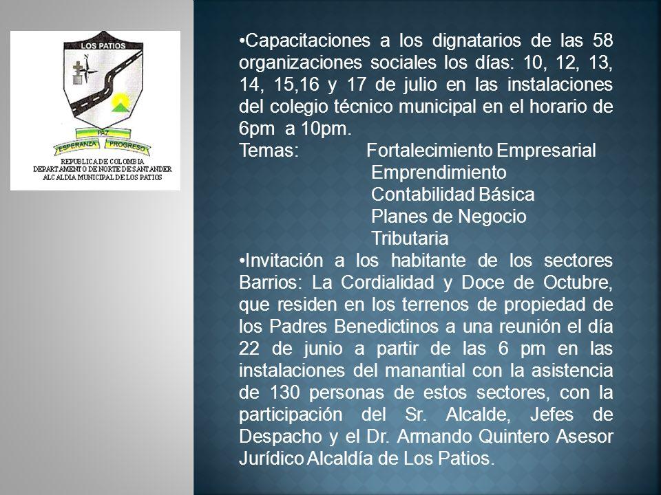 Reorganización del comité de participación comunitaria en salud (copaco) decreto 1757 de Agosto 03 de 1994.