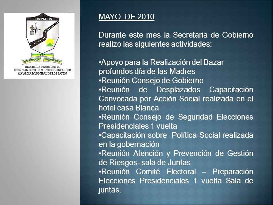 Reunión Comité local de Prevención y atención de desastres (CLOPAT) Sala de Juntas.