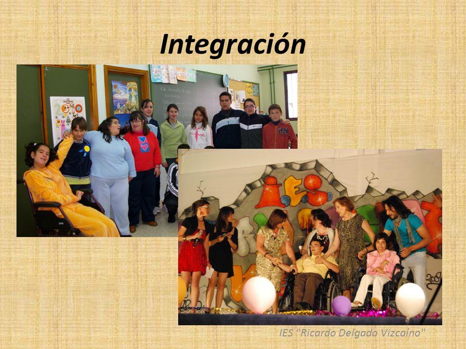Integración IES