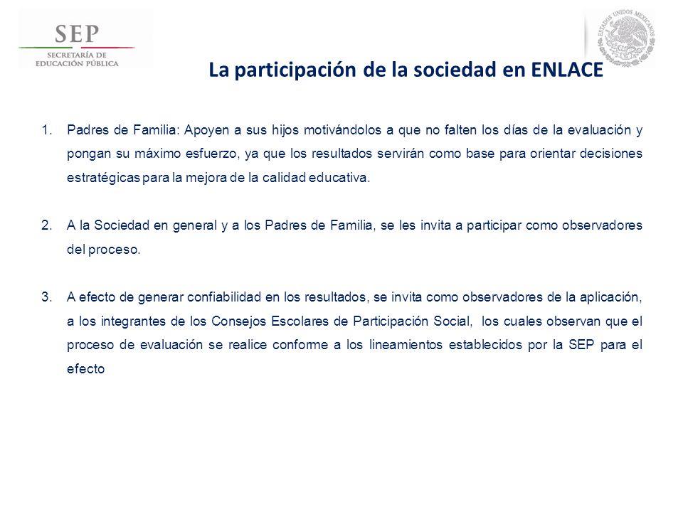 Hoja de registro de observación del CEPS. Para la aplicación de ENLACE 2013