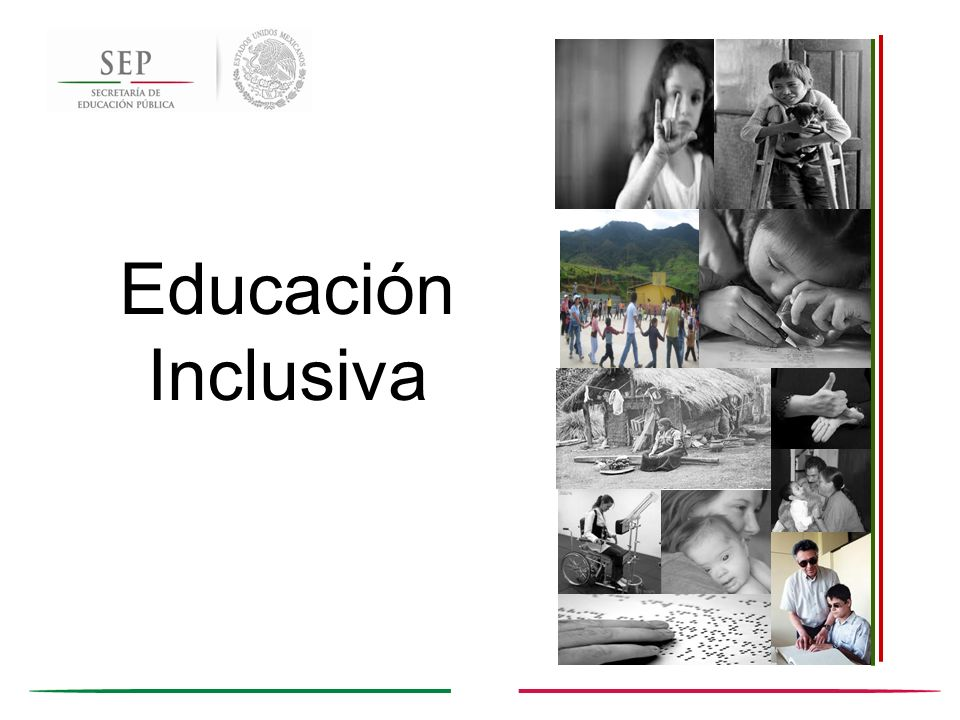 ¿Integración o Inclusión?