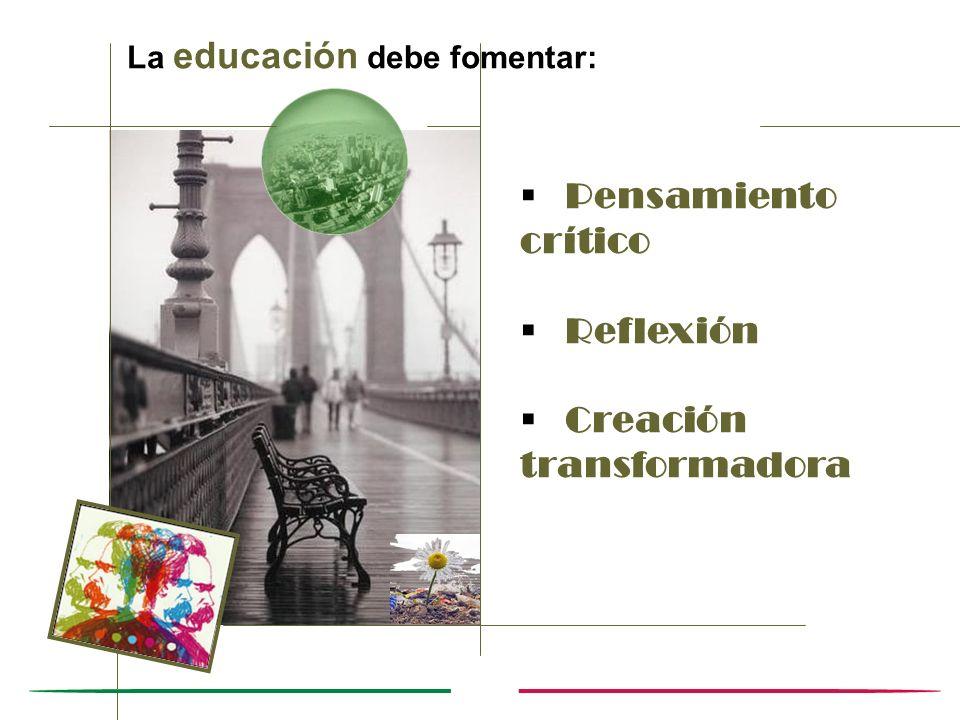 Educación de calidad Educación gratuita y obligatoria La participación La No discriminación La propia identidad Una educación inclusiva Derecho a…