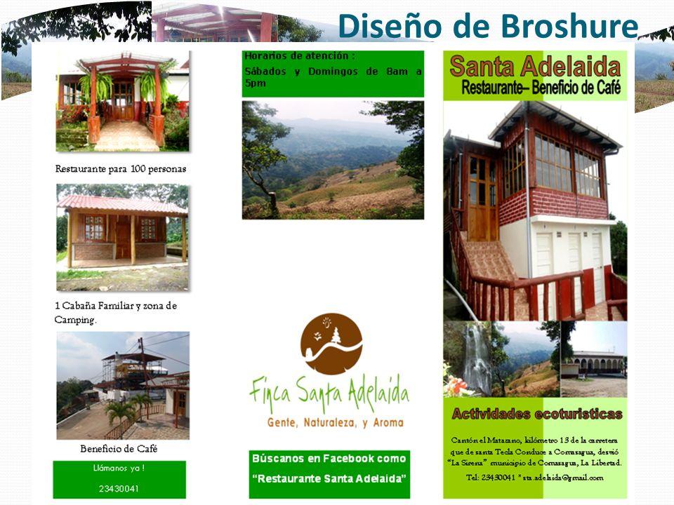 Diseño de Broshure
