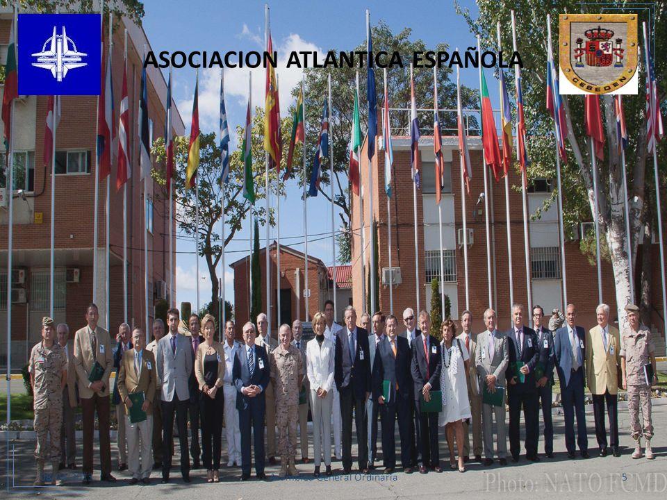 08/04/20136Asamblea General Ordinaria ASOCIACION ATLANTICA ESPAÑOLA 5.JORNADA DE DEBATE SOBRE EL DIALOGO MEDITERRANEO: LA OTAN ANTE LA SITUACION POLÍTICA EN EL MEDITERRANEO SUR, Se celebró el 19 de Noviembre 2012 con notable asistencia de público en el Salón de Actos de CASA ARABE, con la extraordinaria y eficaz colaboración de su Director General, D.