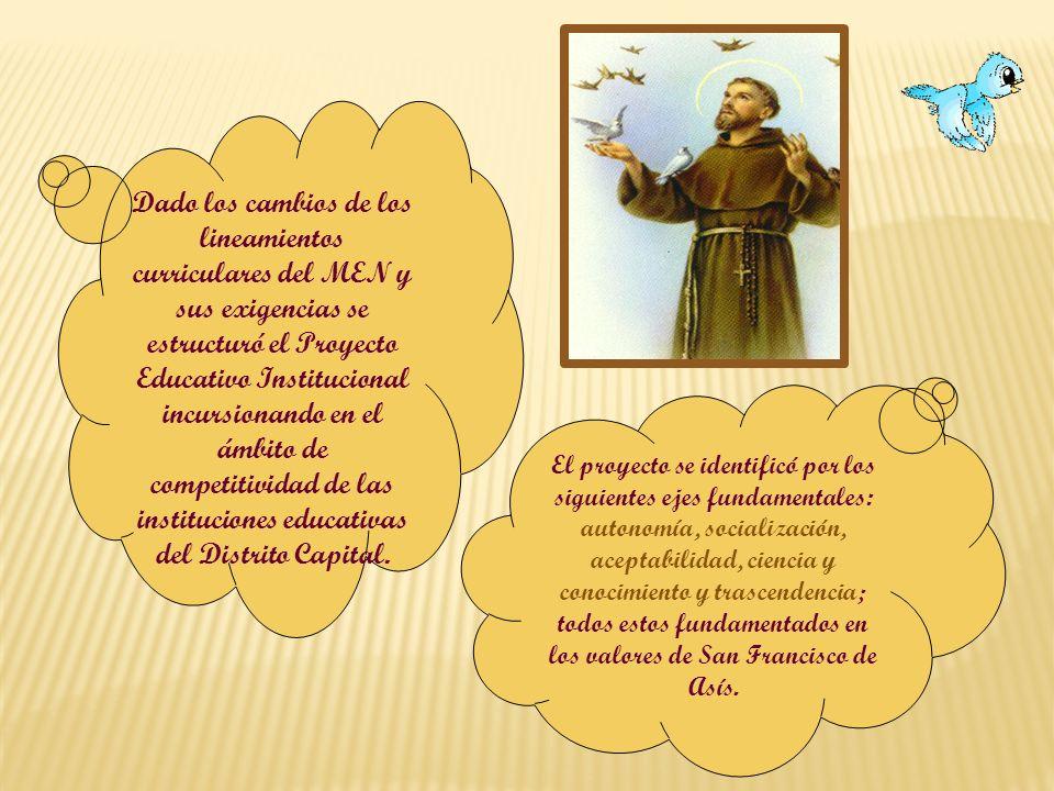 2001 2007 En 2001 asume la rectoría la Hna Adelfa Inés Agudelo Acevedo, la cual logra certificar al colegio en ISO 9001, dando un carácter exclusivo a nuestro plantel en el diseño de Carisma y Física Lúdica y Pastoral Familiar.