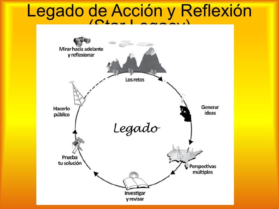 Legado de Acción y Reflexión (Star Legacy)