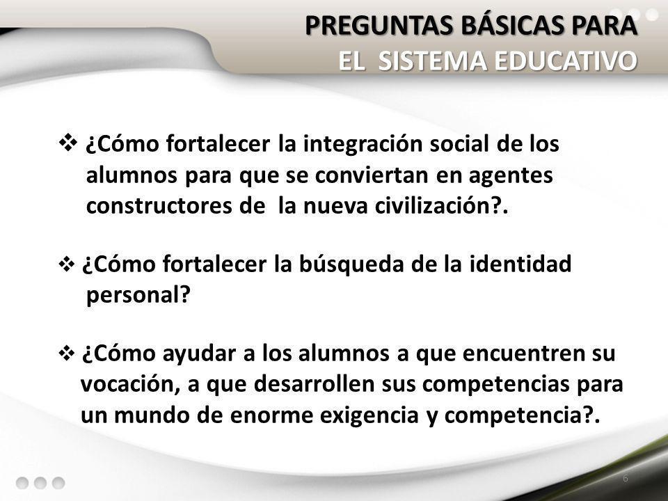 CONDICIONES QUE FAVORECEN LA FORMACIÓN DE LÍDERES Actividades extracurriculares. 37