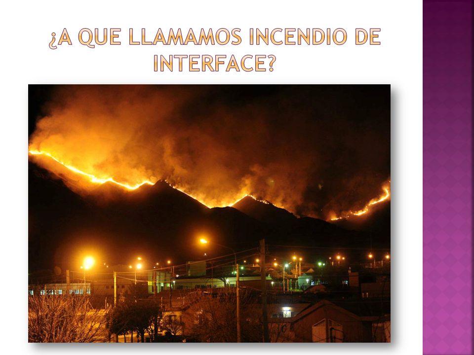 Es un fuego que se propaga sin estar sujeto a control humano, con efecto no deseado para la vegetación.