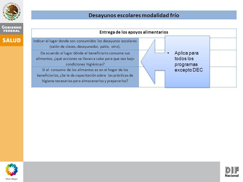 Asistencia alimentaria a familias en desamparo Proceso de selección de beneficiarios Población Atendida 2012 Indicar el número de beneficiarios reales que fueron atendidos con el programa en el ejercicio anterior inmediato.