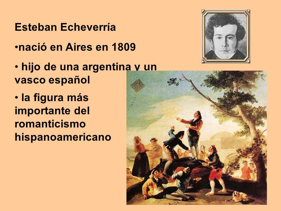 En el primer párrafo, Echeverría adopta una actitud volteriana para introducir el tema de la carne en cuaresma y para indicar la complicidad de la Iglesia en los sufrimientos del pueblo argentino.