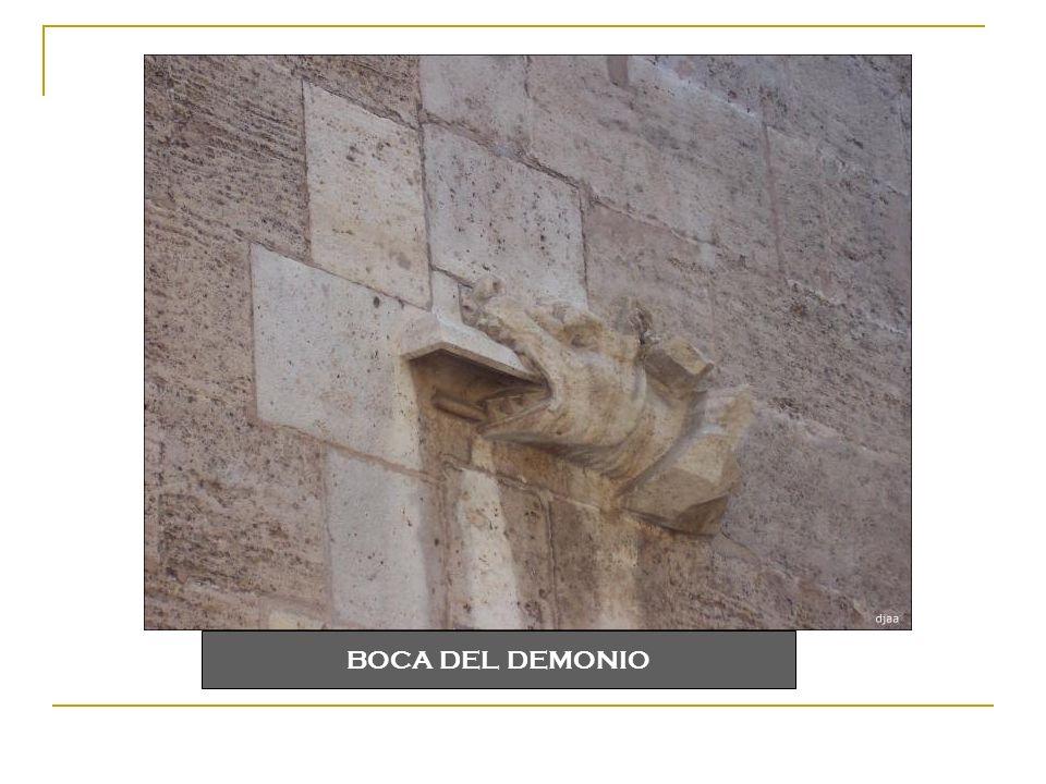 BOCA DEL DEMONIO