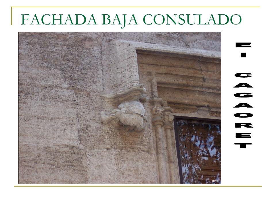 FACHADA BAJA CONSULADO