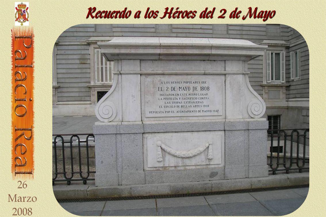 Recuerdo a los Héroes del 2 de Mayo