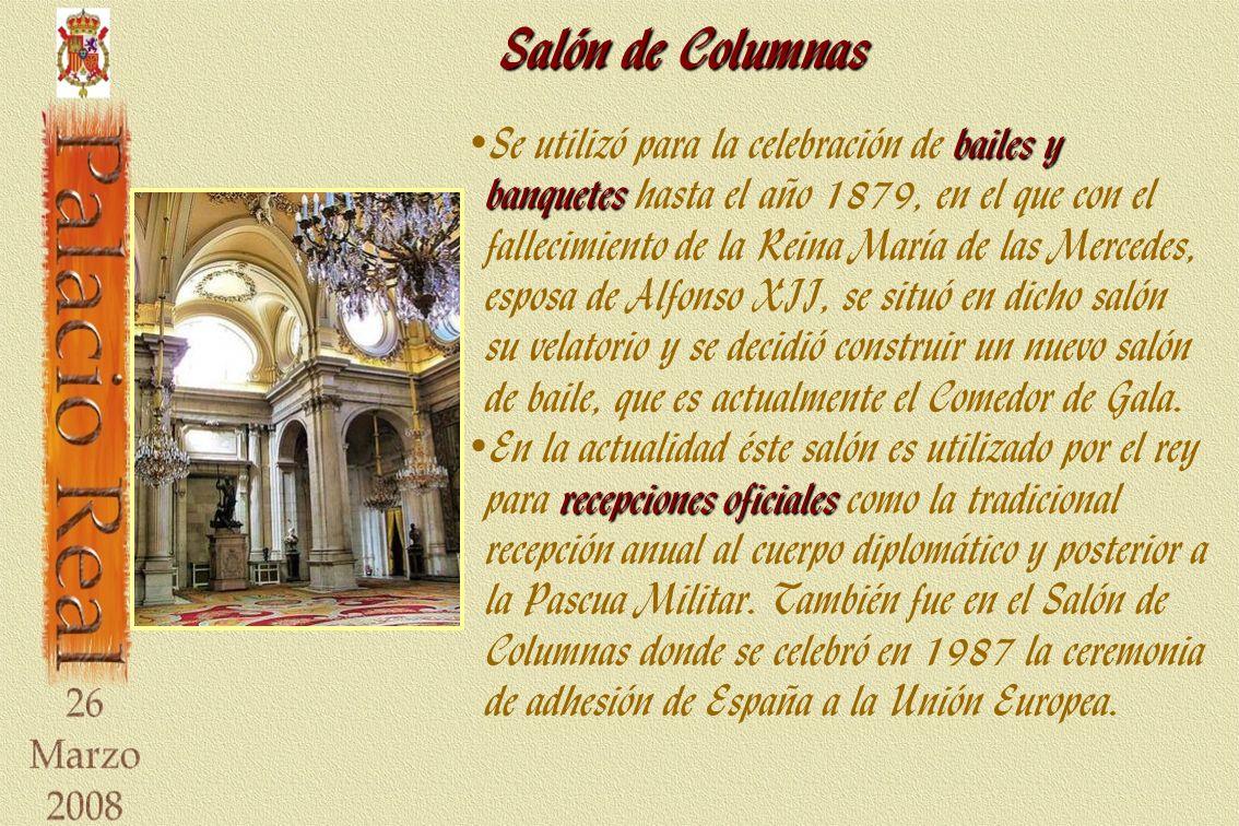 por Pepe Lastras Salón de Columnas
