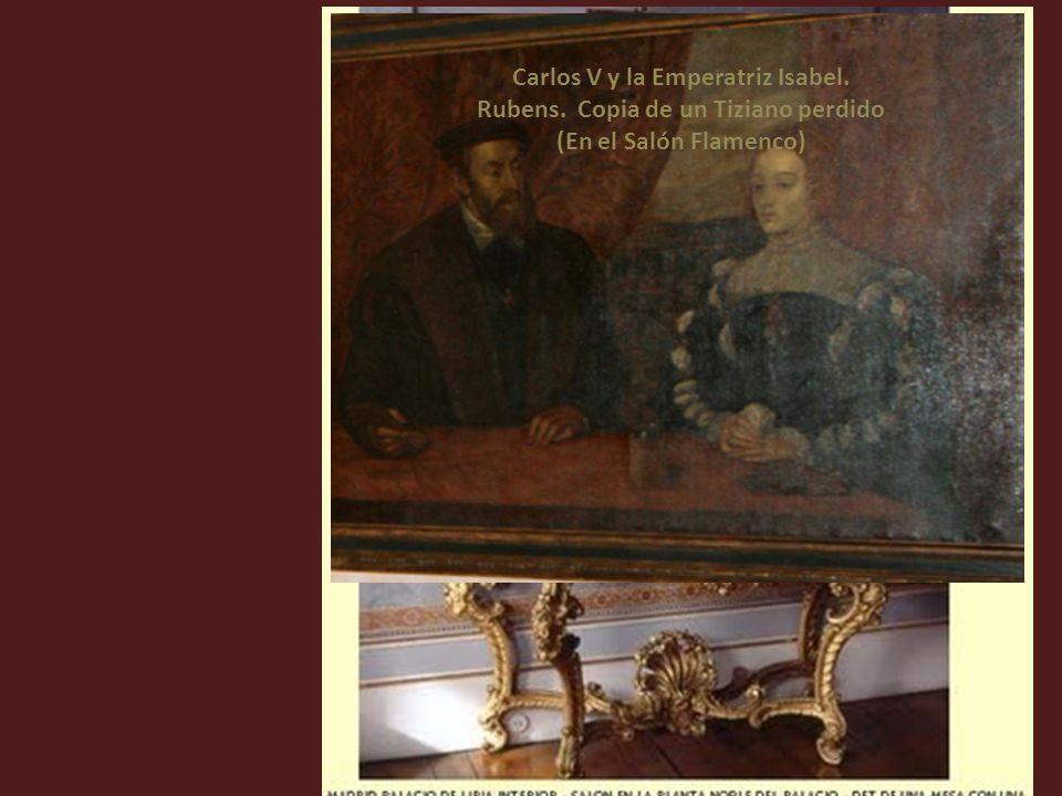 Salón Estuardo con dos retratos del Duque de Berwick. La armadura perteneció al Conde Duque de Olivares, válido de Felipe IV