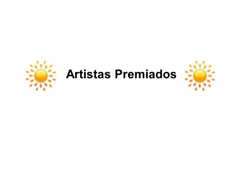 Artistas Premiados