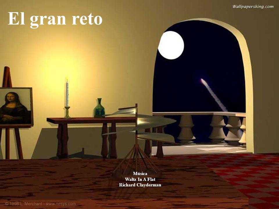 El gran reto Música Waltz In A Flat Richard Clayderman