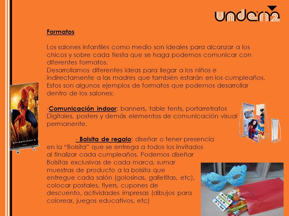 Cobertura Neverland Capital Federal - Abasto Shopping - Dot Baires Shopping Córdoba - Nuevocentro Shopping (Córdoba) - Córdoba Shopping (Córdoba) - Paseo Rivera Indarte (Córdoba) - Shopping Río (Río Cuarto) - Diversia (Jesús María) - Diversia (Río Ceballos) - Av.