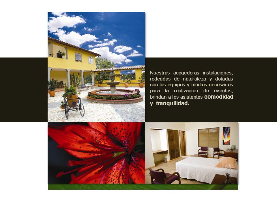 Salones El Centro de Formación cuenta con cuatro salones completamente dotados : -Salón oratorio para 60 personas.