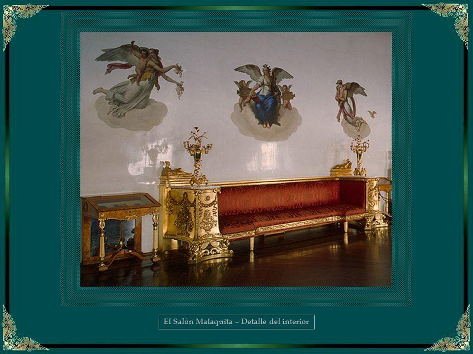 El Salón Blanco – Vaso – Fin del siglo XVIII - Sèvres