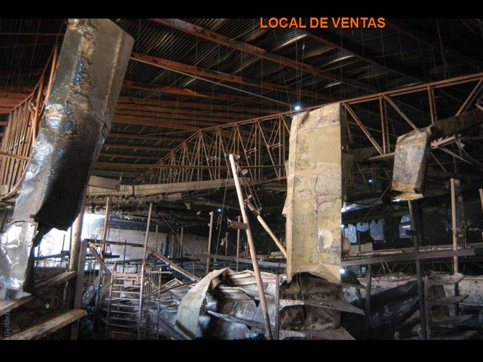 Gentileza ABC Color LOCAL DE VENTAS