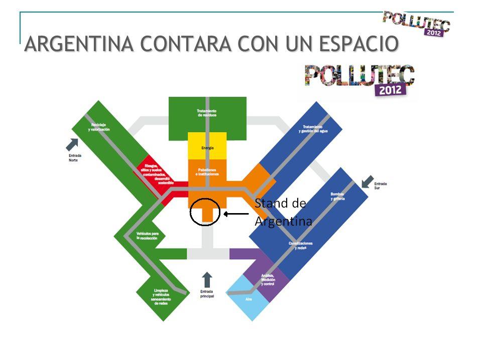 ARGENTINA CONTARA CON UN ESPACIO ARGENTINA CONTARA CON UN ESPACIO