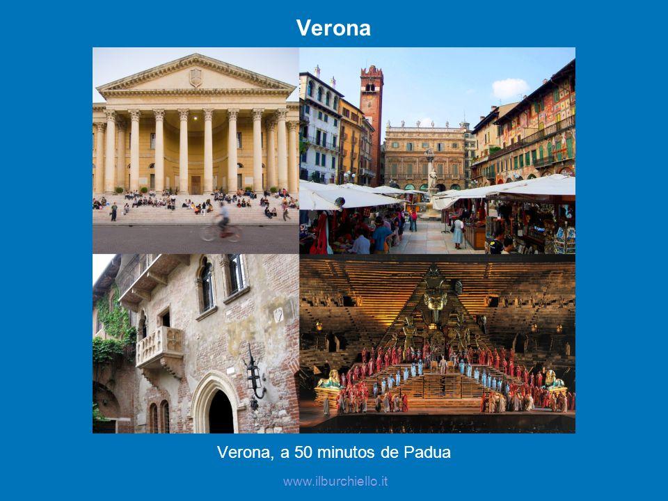 Vicenza Vicenza, a 30 minutos de Padua www.ilburchiello.it