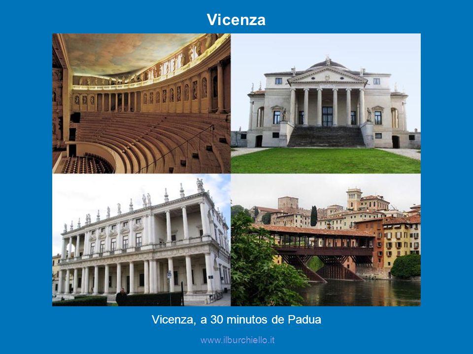 Padua Villa Emo - Parque Natural de las Colinas Euganeas www.ilburchiello.it