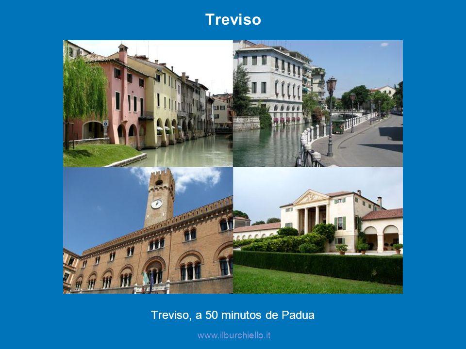 Padua Plaza delle Erbe y el Palazzo de la Ragione www.ilburchiello.it