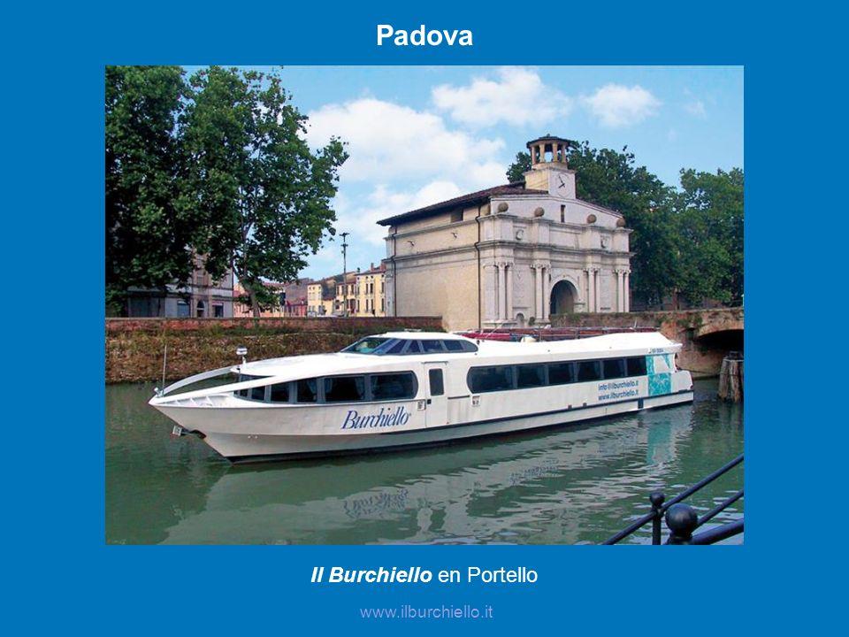 Padova Il Burchiello en Portello www.ilburchiello.it