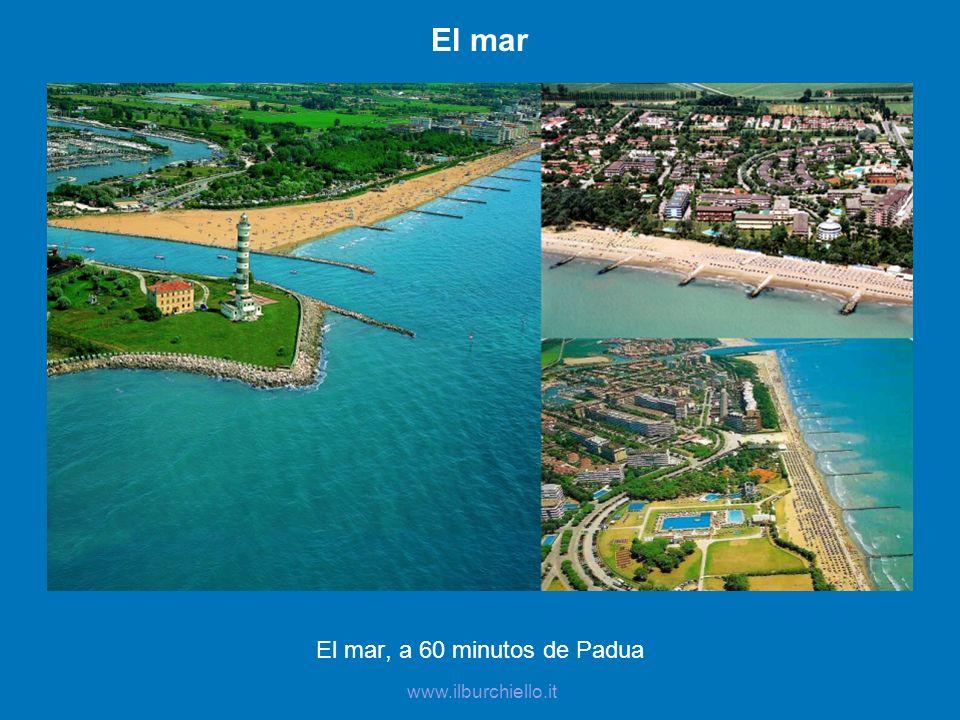Padua Golf www.ilburchiello.it
