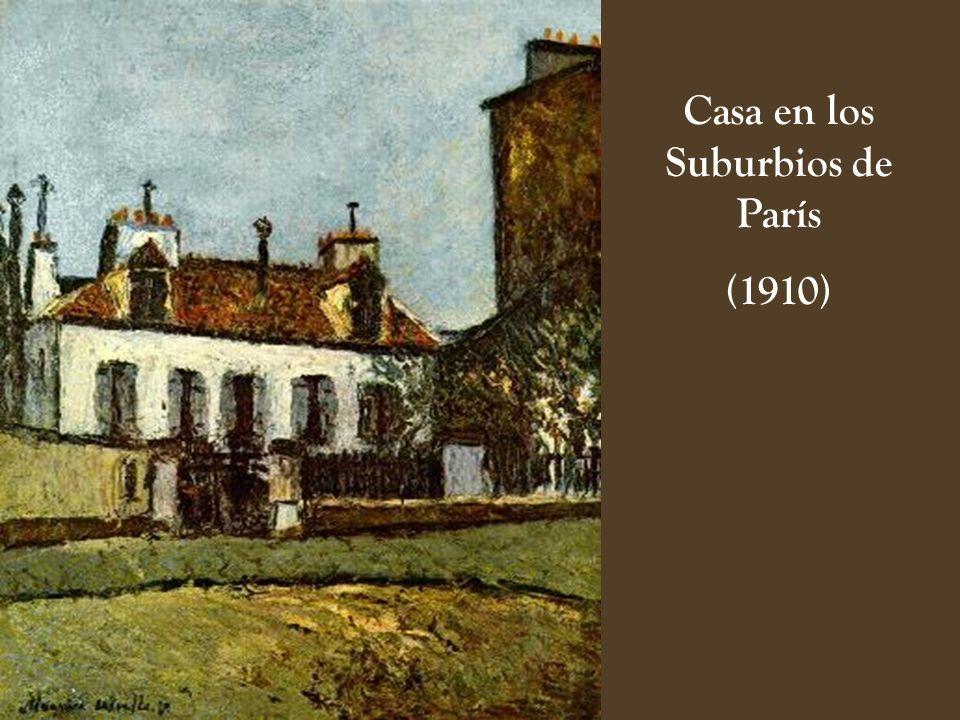 Bistros en los Suburbios (1910)