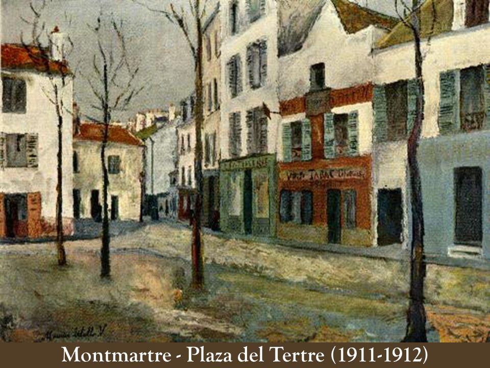 Calle de las Abadesas (1910)